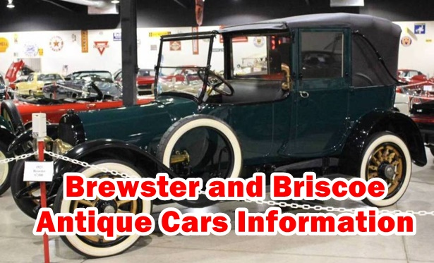 Compare Old Cars - Brewster and Briscoe