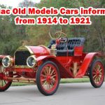 Old Cadillac -1914 to 1921 details of Engine,Cylinders,Bore and Stroke,Cooling system ,Oiling system ,Clutch ,Tires,Models,Serial numbers and Etc.