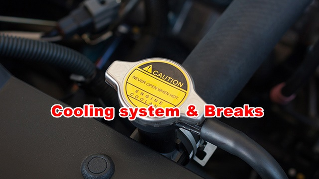 In this Article we are talking about Car Maintenance - Cooling system & Breaks Problems in Cars, Causes of engine over heating, Cooling system service
