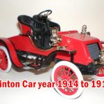 Winton - Classic Car year 1914 to 1918 Include Year Model Serial numbers Engine Battery and Other information of Antique Cars of early 1900's.