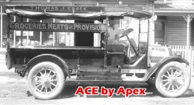 Ace Classic Cars : Engine ,Cylinders Battery Type Tire Weight Value Motor Steering and Other Informations about Ace Antique Car by Apex