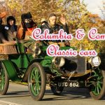 Columbia Classic cars (1917 - 1919 ) and Comet Classic cars