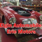 Elgin Automobile and Erie Motors - American Classic cars