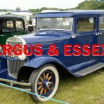 Essex & Fergus Old Classic Cars