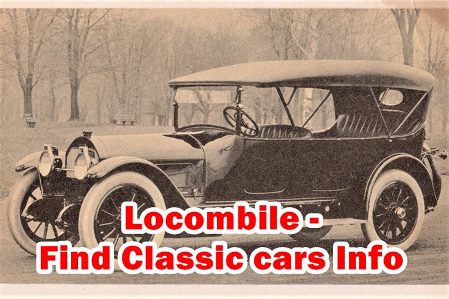 Locombile - Find Classic cars Info of Locombile Model 48 , 38 , and Series 7 details of Spare Parts,Value,Engine,Cylinders,Battery,Production Years and etc.
