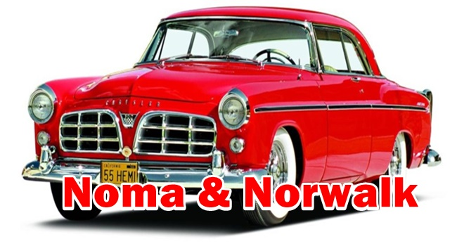 Here is all the useful information of Noma & Norwalk Classic Cars Include Model,Sold Price,Spare Parts , Cylinders,Serial Numbers and Etc.