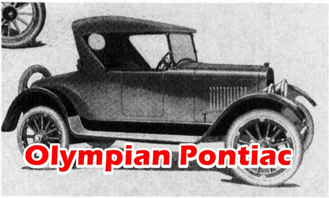 This article include all the spare parts details of Olympian Pontiac Vintage car Model 45 , Old Classic car.Also the Manufacture info and Sale price.
