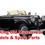 The King Old Muscle Car & Spare Parts details are listed in below.Article Include King Antique cars models from 1913 to 1920.