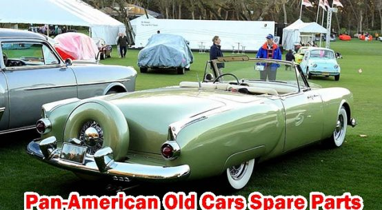 This article contained a details of Pan-American Old Cars Spare Parts,Models of G-5,E, F, G-55,Am.Beauty,6 Cylinder cars form 1917 to 1921.