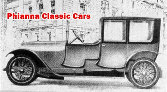 This Article is about Phianna Classic Cars made from 1917 to 1920 , Details Include Model Numbers,Year, Price,Cylinders and other Spare parts info.