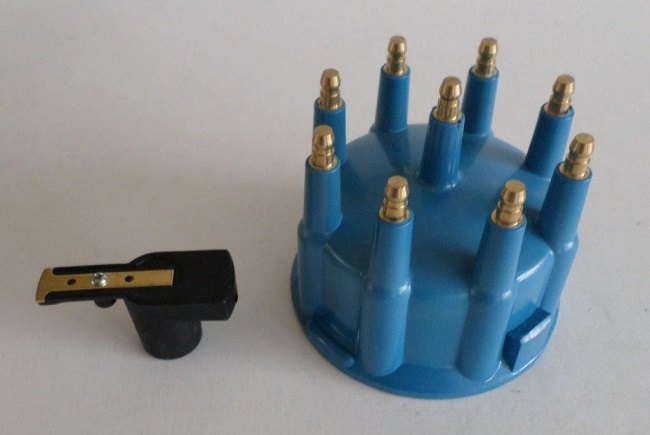Distributor Cap and Rotor for Classic Cars