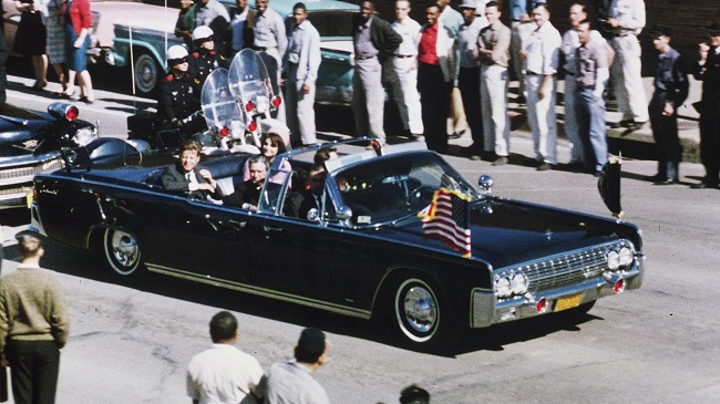 JFK Assassination Car Lincoln Continental