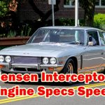 Jensen Interceptor Engine Specs Speed