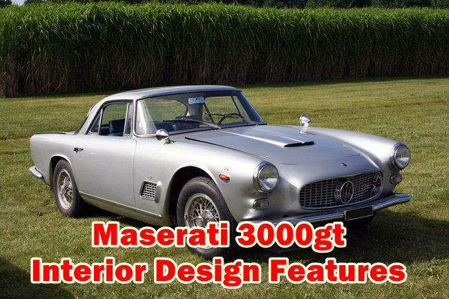 This article isall about Maserati 3000gt Interior, Design, Features, Engine, Transmission, Power, Value and more.