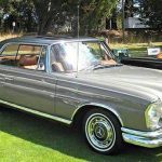 Mercedes 280 se coupe