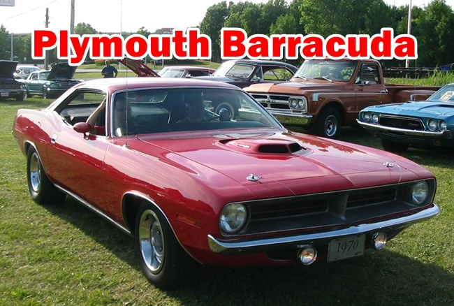 Do you want a Plymouth Barracuda? Today this classic car is still for sale, although it has become one of the desirable classic model by all car collectors.