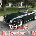 Triumph TR Series TR6 Review. Triumph tr6 restoration, Engine, Design, The hidden problems of the TR6, Technical Data, Restoration and More.