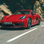 What is the Porsche 718 Cayman GTS 4.0. Package?